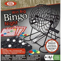 Alex Ideal- Win Big Bingo Night Classic Game