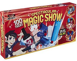 Alex Ideal- Spectacular Magic Show Set (100 Tricks)