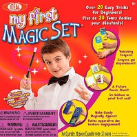 Ideal- My First Magic Show Set (Over 20 Tricks)