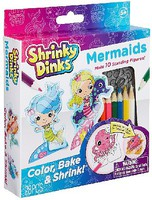 Alex Shrinky Dinks- Shrinky Dinks Mermaid