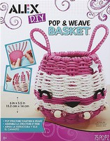 Alex Alex DIY- Pop & Weave Basket