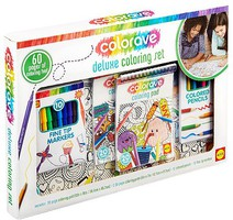 Alex Alex- Colorave Deluxe Coloring Set