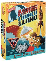 Alex Scientific Explorer- Mars Launch & Land