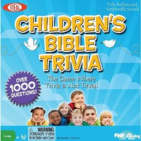 Ideal- Children's Bible Trivia Game