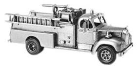 Alloy-Forms Mack B61 2-Axle Pumper w/Closed Cab HO Scale Model Railroad Vehicle #3035
