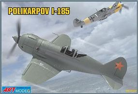 ArtModelKits Polikarpov I185 Soviet Fighter Plastic Model Airplane Kit 1/72 Scale #7206