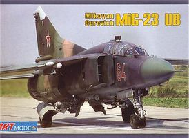 ArtModelKits Mikoyan MiG23UB Training Aircraft Plastic Model Airplane Kit 1/72 Scale #7210