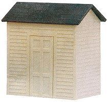 AM Shanty #4 with Window O Scale Model Railroad Building #904