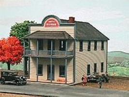 American-Models Windsor Hotel Kit HO Scale Model Railroad Building #143