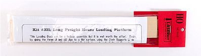 American Model Builders Freight Platform -- HO Scale Model Railroad Trackside Accessory -- #331