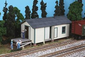 American-Models Elevated Warehouse O-Scale
