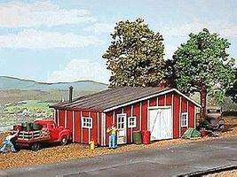 American-Models Sonnys Shack Building Kit HO Scale Model Railroad Building #705