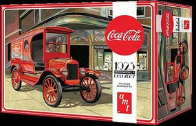AMT 1/25 Coca Cola 1923 Ford Model T Delivery Truck