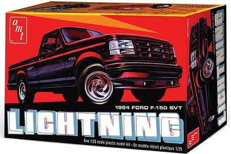 Amt  Ford F  Lightning Pickup Plastic Model Truck Kit