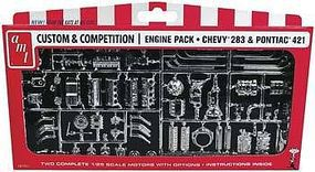 AMT GM Motors Parts Pack 1/25 Scale Plastic Model Vehicle Accessory #11