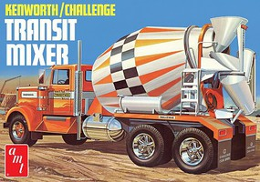 AMT Kenworth Cement Mixer 1-25