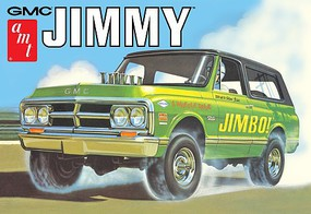 AMT '72 GMC Jimmy 1-25