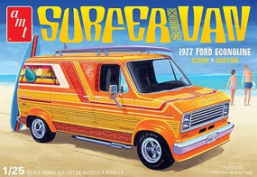 AMT '77 Ford Surfer Van 1-24
