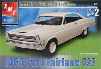 AMT/ERTL 1/25 1966 Ford Fairlane 427