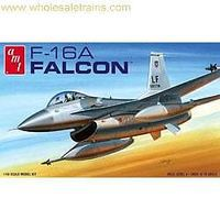 AMT F-16A FALCON FIGHTER Plastic Model Airplane 1/48 Scale #820