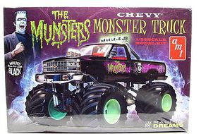 AMT Chevrolet Munster Monster Truck Plastic Model Vehicle Kit 1/25 Scale #863