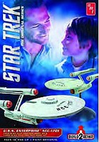 AMT Star Trek USS Enterprise NCC1701 Science Fiction Plastic Model Kit #913