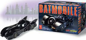 AMT 1989 Batmobile Plastic Model Car Kit 1/25 Scale #935