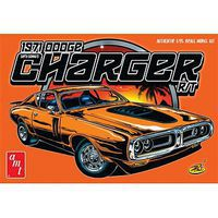 AMT 1971 Dirty Donnys Dodge Charger R/T Plastic Model Car Kit 1/25 Scale #945