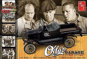 AMT Three Stooges 1925 Ford Model T Plastic Model Car Kit 1/25 Scale #1012-12