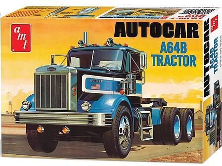 Amt Autocar A64b Semi Tractor Plastic Model Truck Kit 1 25 Scale 1099 06