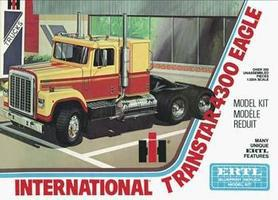 AMT International Transtar 4300 Eagle Plastic Model Truck Kit 1/25 Scale #629