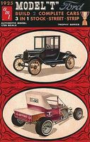 AMT 1925 Ford Tall T Plastic Model Car Kit 1/25 Scale #670