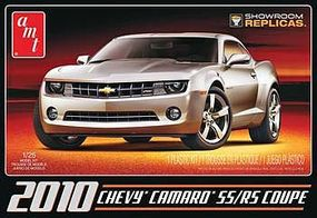 AMT 2010 Chevy Camaro Showroom Replica Plastic Model Car Kit 1/25 Scale #742