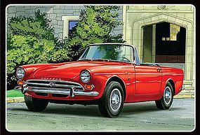 AMT Sunbeam Tiger Plastic Model Car Kit 1/25 Scale #998-12