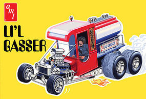 AMT Lil Gasser Show Rod Plastic Model Car Kit 1/25 Scale #999-12