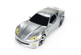 AMT 2012 Corvette Z06 SpeedKIT Friction Model To