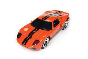 AMT 2010 Ford GT SpeedKIT Friction Model Motorized Plastic Model Vehicle #f103-12