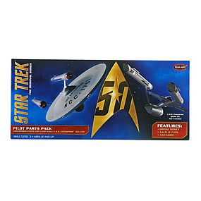 AMT Star Trek TOS USS Enterprise Pilot Part Science Fiction Plastic Model Kit 1/350 #mka018-06