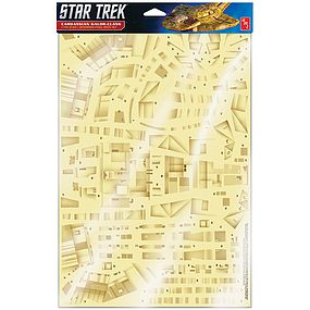 AMT 1/750 ST Deep Space Nine Cardassian Decals