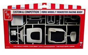 AMT Ford Racing T Body Car Plastic Model Vehicle Accessory Kit 1/25 Scale #pp9