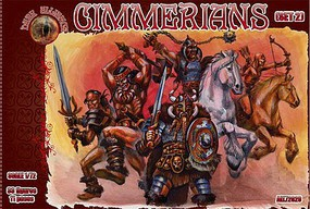 Alliance 1/72 Cimmerians Set #2 Figures