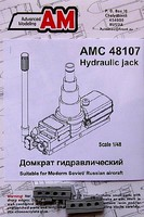 Advanced 1/48 Hydraulic Jack (2) for Soviet Aircraft (D)