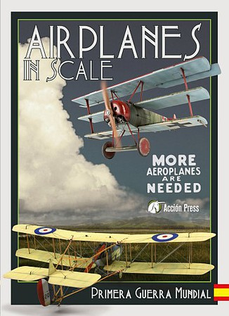 Accion Airplanes In Scale WWI