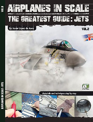 Accion Press Airplanes in Scale The Greatest Guide- Jets Vol.II