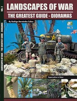 Accion Landscapes of War the Greatest Guide Dioramas Vol.II