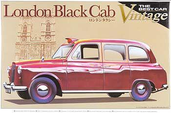 Aoshima 1/24 London Taxi Cab