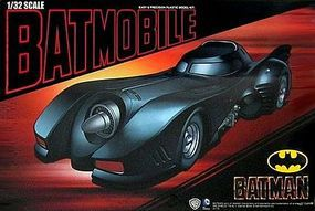 Aoshima Batmobile Batman Returns Plastic Model Vehicle Kit 1/32 Scale #06962