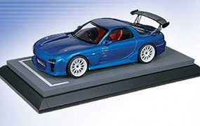 Aoshima Starting Grid Base Display Stand for Cars Plastic Model Display Case 1/24 Scale #36358