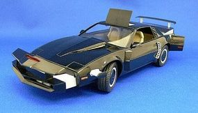 Aoshima Knight Rider 2000 KITT Super Pursuit Mode Plastic Model Car Kit 1/24 Scale #43554