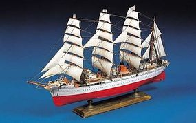 Aoshima Nippon Maru Plastic Model Sailing Ship Kit 1/150 Scale #44735